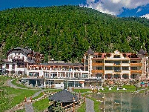 Hotel Post Sulden Am Ortler