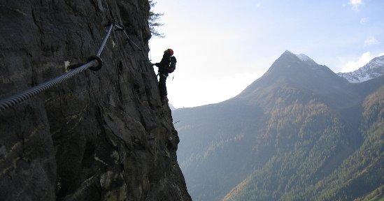 Klettersteig Oetztal : Klettersteig Ötztal bergerlebnis in tirol