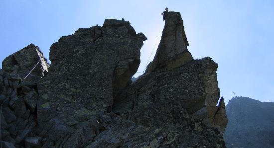 Klettersteig Nauders : Klettersteig tirolerweg zur plamorder spitze m über nauders
